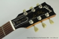 Gibson Gary Moore Les Paul Standard, 2000 Head Front View