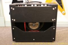 65 Amps Lil' Elvis 12 Watt 1x12 Combo Tube Amp Black, 2013  Full Rear View