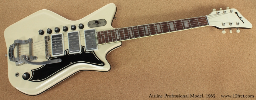 Airline Professional Model 1965 full front view