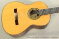 Alhambra Model 7P Cedar Top Classical Guitar Top View