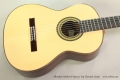 Alhambra Model 7P Spruce Top Classical Guitar Top View