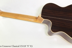 "Alhambra Crossover Classical CS-LR ""S"" E3   Full Rear View"