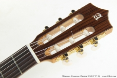 "Alhambra Crossover Classical CS-LR ""S"" E3   Head Front View"