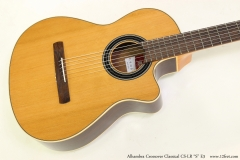 "Alhambra Crossover Classical CS-LR ""S"" E3   Top View"