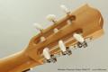 Alhambra Flamenco Guitar Model 2F Head Rear View
