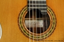 Alhambra Luthier Rio Concert Classical Cedar 685 label