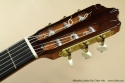 Alhambra Luthier Rio Concert Classical Cedar 701 head front view