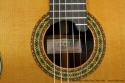 Alhambra Luthier Rio Concert Classical Cedar 701 label
