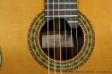 Alhambra Luthier Rio Concert Classical Cedar 701 label