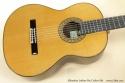 Alhambra Luthier Rio Concert Classical Cedar 701 top
