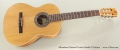 Alhambra Classical Guitar Model Z-Nature Full Front View