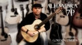 Alhambra Classical Guitars with Gordon O'Brien Alhambra 7P