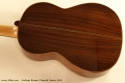 Andreas Kirmse Classical Double Top Guitar 2012 back
