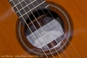 Andreas Kirmse Classical Double Top Guitar 2012 label