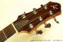 Anthony Karol parlor guitar 2002 head front