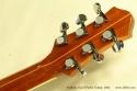 Anthony Karol parlor guitar 2002 head rear