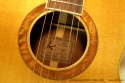 Anthony Karol parlor guitar 2002 label