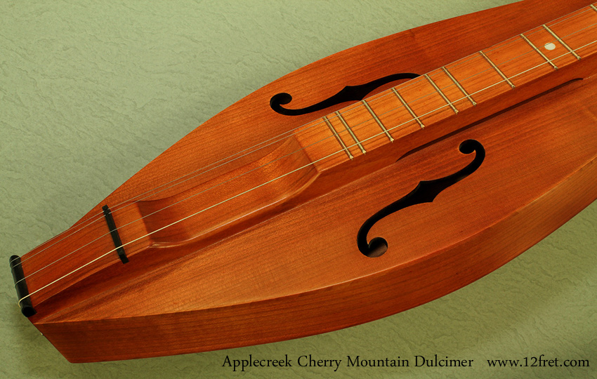 Applecreek mountain dulcimer scoop