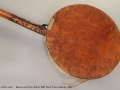 Bacon and Day Silver Bell No.4 Tenor Banjo, 1927 back