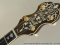 Bacon and Day Silver Bell No.4 Tenor Banjo, 1927 head front