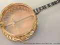 Bacon and Day Silver Bell No.4 Tenor Banjo, 1927 top