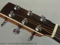 G W Barry M Body Cutaway Acoustic Guitar, 1997 Head Front