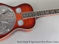 Beard Maple R Squareneck Reso-Phonic Guitar, 2011 Full Front View