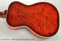 Beard R Model Flame Maple Squareneck Resophonic Guitar back