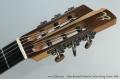 Allan Beardsell Model 9c Nylon String Guitar, 2009 Head Front
