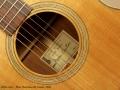 Marc Beneteau 00 Guitar, 1993 label