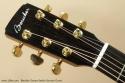 Boucher Guitars Studio Escrito Goose head front