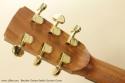 Boucher Guitars Studio Escrito Goose head rear
