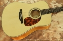 Boucher Studio Mahogany Goose Dreadnought top