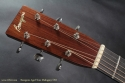 Bourgeois Aged Tone Mahogany OM head front view