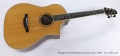 Bourgeois Martin Simpson Cutaway Guitar 1999 Full Front View