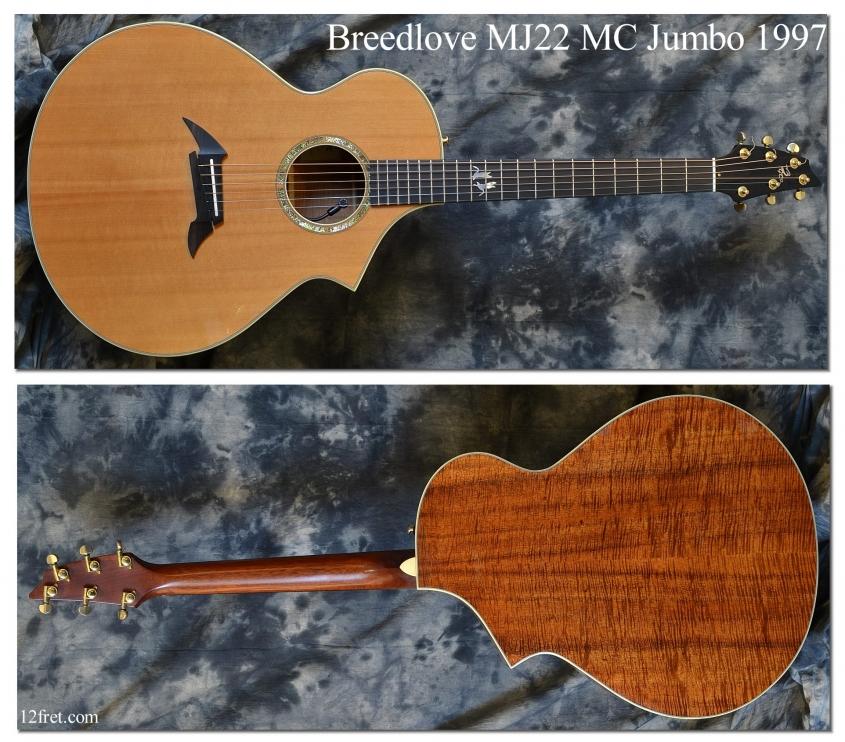 Breedlove_MJ22 MC Jumbo_1997(C)
