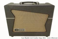 Carr Skylark 1x12 Combo Amp, 2015 Full Front View