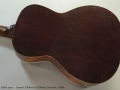 Carson J Robison (Gibson) Acoustic, 1930s Back