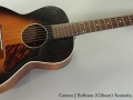 Carson J Robison (Gibson) Acoustic, 1930s Full Front View