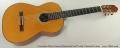 Cervantes Fleta Concert Rosewood and Cedar Classical Guitar Full Front View