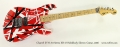 Charvel EVH Art Series XB 1H Solidbody Electric Guitar, 2006 Full Front View
