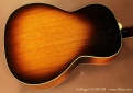 Collings C10 MH Sunburst back