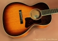 Collings C10 MH Sunburst top