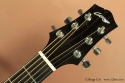 Collings C10 head front