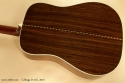 Collings D-41G Dreadnought 2010 back