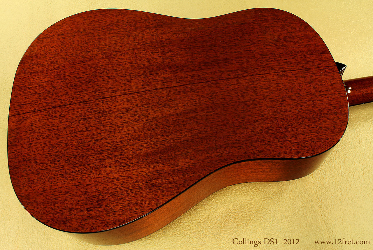 Collings DS1 back