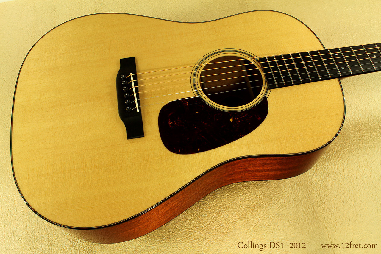 Collings DS1 Top