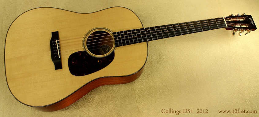 Collings DS1  full front view