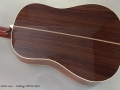 Collings DS2H 2010 back