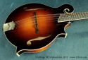 Collings MF5 Mandolin  top
